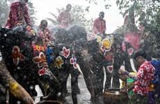 Thái Lan tăng cường đảm bảo an toàn trong dịp lễ hội Songkran