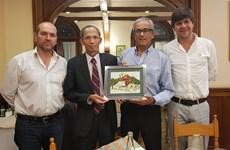 Thúc đẩy quan hệ hữu nghị và hợp tác Việt Nam-Uruguay
