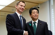 Nhật Bản kêu gọi Anh hạn chế các tác động tiêu cực của Brexit