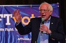 Mỹ: Ứng cử viên tổng thống Bernie Sanders công khai hồ sơ thuế