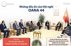 Những dấu ấn của Hội nghị OANA 44 do TTXVN đăng cai tổ chức