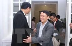 Chủ tịch tỉnh Quảng Ninh tiếp Đoàn Đại biểu các hãng thông tấn OANA