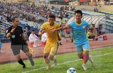 Vòng 6 V-League: Thanh Hóa chưa biết thắng, TQN hạ Sài Gòn FC
