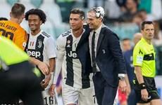 Juventus và Ronaldo thiết lập kỷ lục trong ngày vô địch Serie A