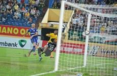 Kết quả V-League: HAGL thua Quảng Nam, Nam Định hạ Bình Dương