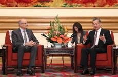 Ấn Độ và Trung Quốc khẳng định nỗ lực thúc đẩy các lợi ích chung