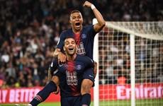 Paris Saint Germain lần thứ 8 giành chức vô địch tại Ligue 1
