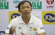 HLV Hoàng Anh Gia Lai từ chức sau trận thua đậm Quảng Nam