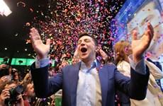 Lãnh đạo EU kêu gọi Tổng thống đắc cử Ukraine thúc đẩy cải cách