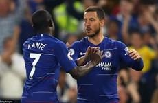 Chelsea lên tốp 4 Premier League sau trận hòa tại Stamford Bridge