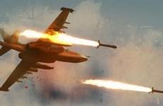 Syria không kích các vị trí của lực lượng phiến quân ở phía Bắc