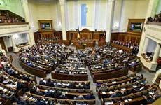 Ukraine: Thông qua dự luật cấp quy chế đặc biệt cho tiếng Ukraine