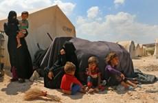 Syria đang đối mặt với cuộc khủng hoảng nhân đạo trầm trọng