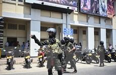 Cảnh sát Sri Lanka bắt giữ 3 đối tượng tàng trữ chất nổ ở Colombo