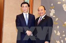 'Việt Nam coi trọng phát triển quan hệ hữu nghị với Trung Quốc'
