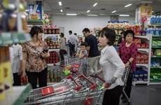 'Các biện pháp trừng phạt không ảnh hưởng đến kinh tế Triều Tiên'