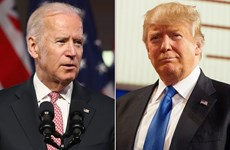 Tổng thống Trump lo ngại có thể bị ứng cử viên Biden đánh bại