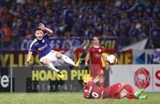 Đánh bại TP.HCM, Hà Nội FC trở lại ngôi đầu V-League 2019