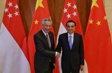 Ông Lý Hiển Long: Singapore sẵn sàng tham gia Vành đai và Con đường