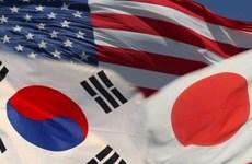 Hàn-Mỹ-Nhật chuẩn bị Đối thoại quốc phòng cấp thứ trưởng