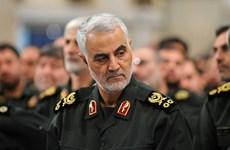 Tư lệnh đặc nhiệm Quds tuyên bố Iran không bao giờ đàm phán với Mỹ
