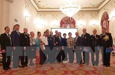 Tổng LSQ Việt Nam tại Nga tổ chức gặp mặt ngày thống nhất đất nước