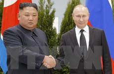 Triều Tiên chiếu phim tài liệu về chuyến thăm Nga của ông Kim Jong-un