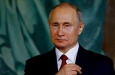 Tổng thống Nga Vladimir Putin ký ban hành luật Internet