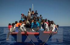 Libya bắt giữ gần 100 người di cư ngoài khơi cảng Khoms