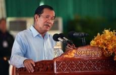 Thủ tướng Campuchia Hun Sen kêu gọi báo chí tham gia chống tin giả