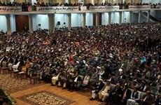 Đại hội đồng các bộ lạc tại Afghanistan yêu cầu ngừng bắn ngay lập tức