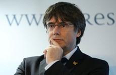 Tòa án Tây Ban Nha cho phép Cựu Thủ hiến Catalonia tranh cử EP