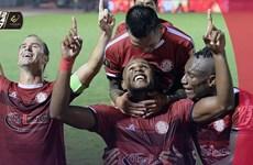 Vòng 8 V-League: Ngôi đầu đổi chủ, Thanh Hóa có chiến thắng đầu tay