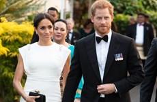 Vợ chồng Hoàng tử Anh Harry đã chào đón bé trai đầu lòng