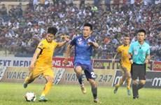 Hạ Quảng Nam, Thanh Hóa có chiến thắng đầu tay ở V-League 2019