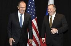 Ngoại trưởng Nga và Mỹ sẽ gặp nhau tại Sochi vào ngày 14/5 tới