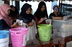 Thái Lan: Ủy ban bầu cử công bố 349 nghị sỹ trúng cử Hạ viện