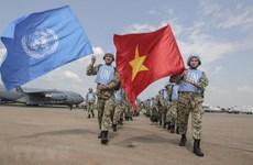 Việt Nam kêu gọi đẩy mạnh huấn luyện lực lượng gìn giữ hòa bình LHQ