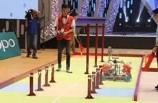 Khai mạc vòng chung kết cuộc thi sáng tạo robot Việt Nam năm 2019