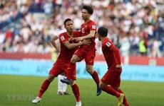 Đội tuyển Việt Nam chạm trán Thái Lan ở giải King's Cup 2019
