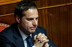 Thủ tướng Italy sa thải thứ trưởng thân cận với Phó Thủ tướng