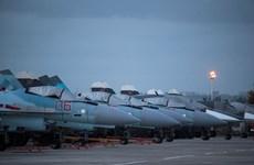 Căn cứ không quân của Nga tại Syria tiếp tục bị tấn công