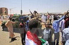 Sudan: Liên minh châu Phi thúc đẩy thỏa thuận chuyển giao quyền lực