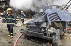 Iraq: Thông tin trái chiều về vụ nổ lớn tại thủ đô Baghdad