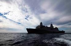 Căng thẳng với Iran, Mỹ điều tàu trang bị Patriot tới Trung Đông