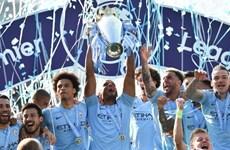 Nhìn lại 4 chức vô địch Premier League của Man City trong 8 mùa giải
