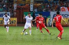 Cận cảnh Hoàng Anh Gia Lai thắng đậm ngay trên sân của Viettel