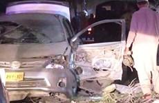 Pakistan: Đánh bom nhằm vào lực lượng cảnh sát tại Quetta