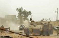 EU hối thúc các bên tại Libya nối lại đối thoại chính trị