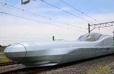 Nhật Bản: Tàu cao tốc thế hệ mới đạt vận tốc 320 km/h khi thử nghiệm